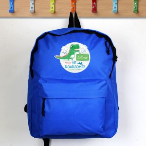 Be Roarsome' Dinosaur Backpack