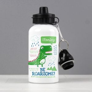 Be Roarsome' Dinosaur Drinks Bottle