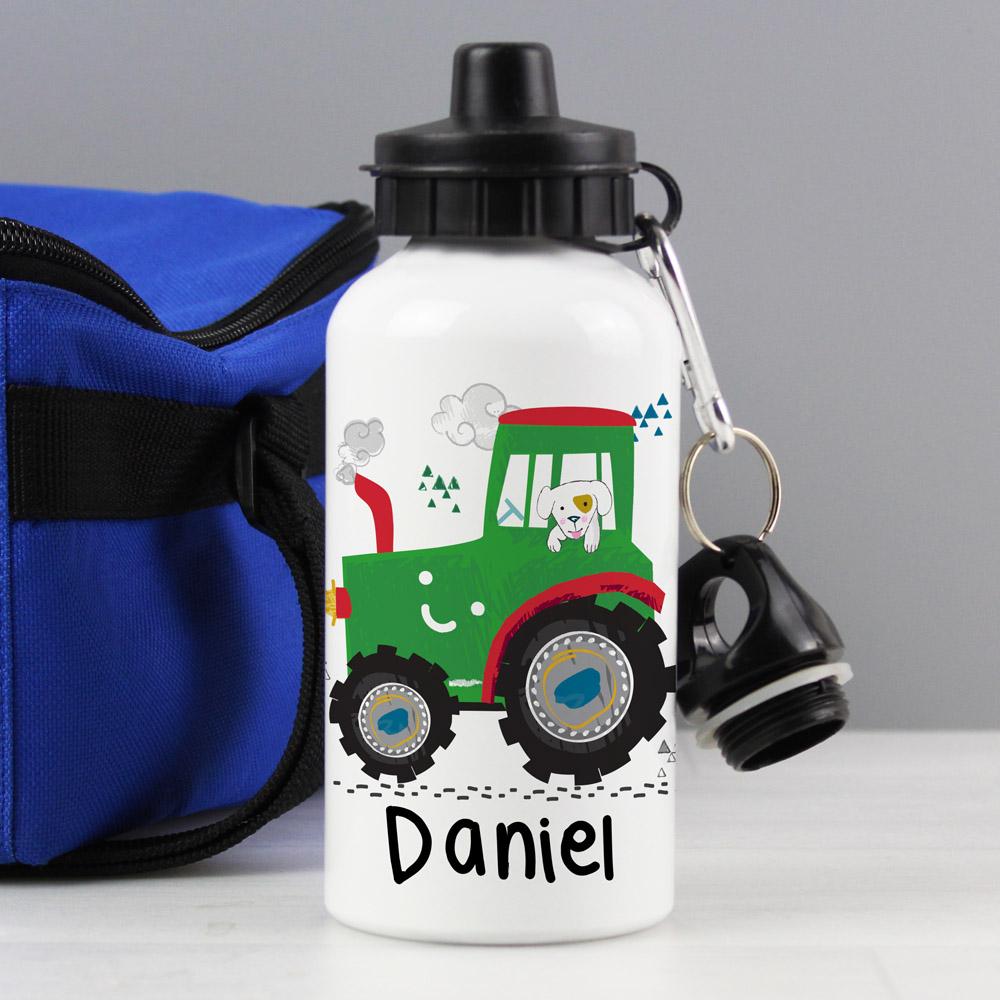 Tractor Drinks Bottle