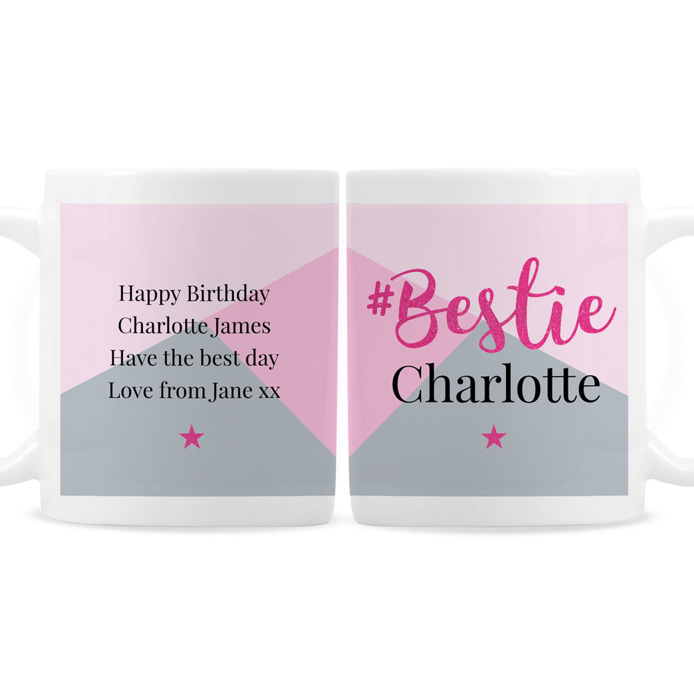 #Bestie Mug