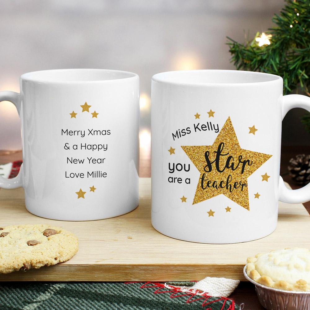 Star Teacher's Mug