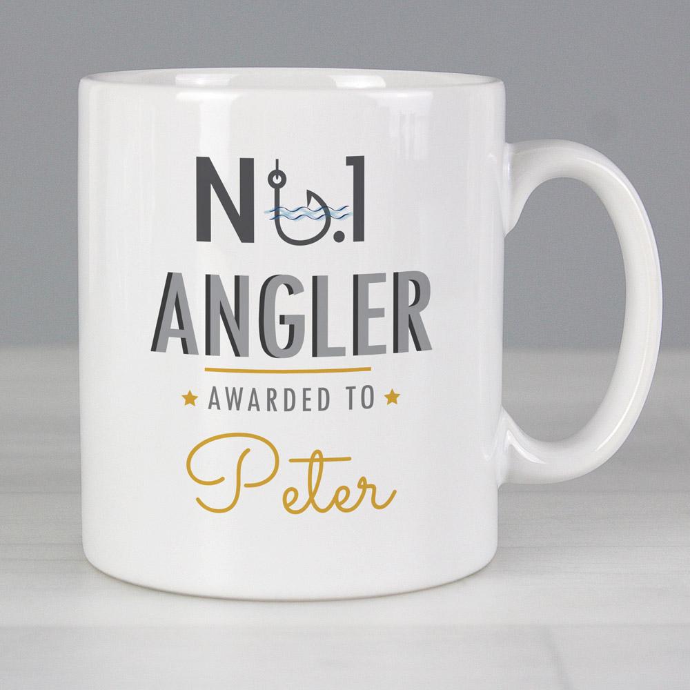 No.1 Angler Mug