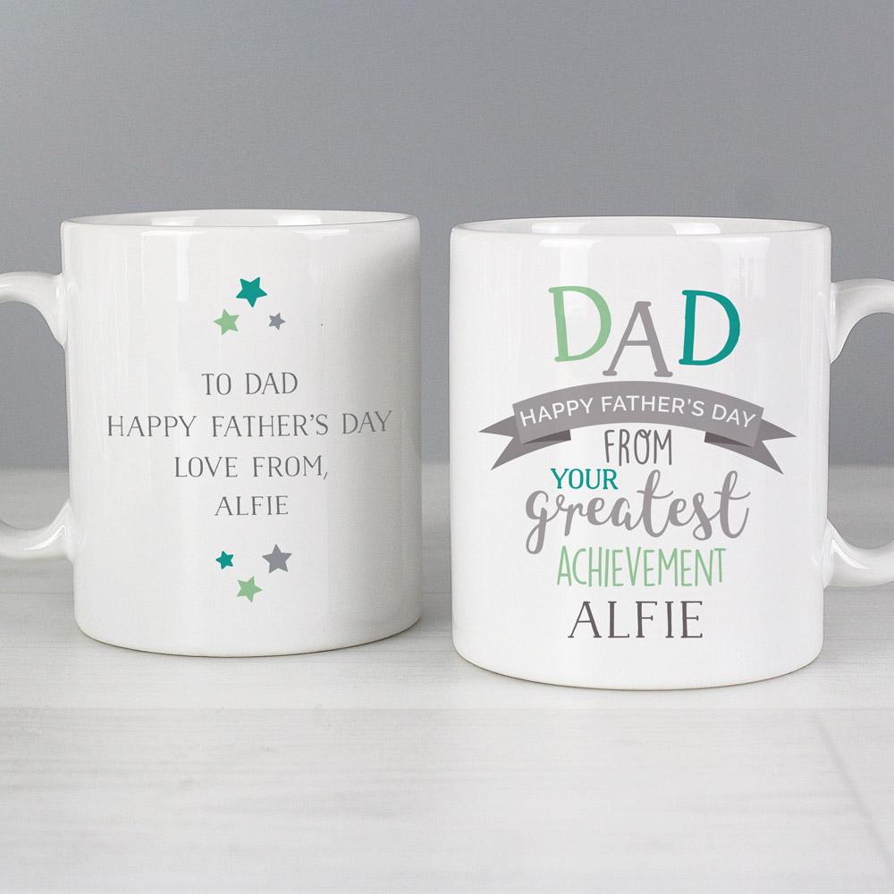 Dad's Greatest Achievement' Mug