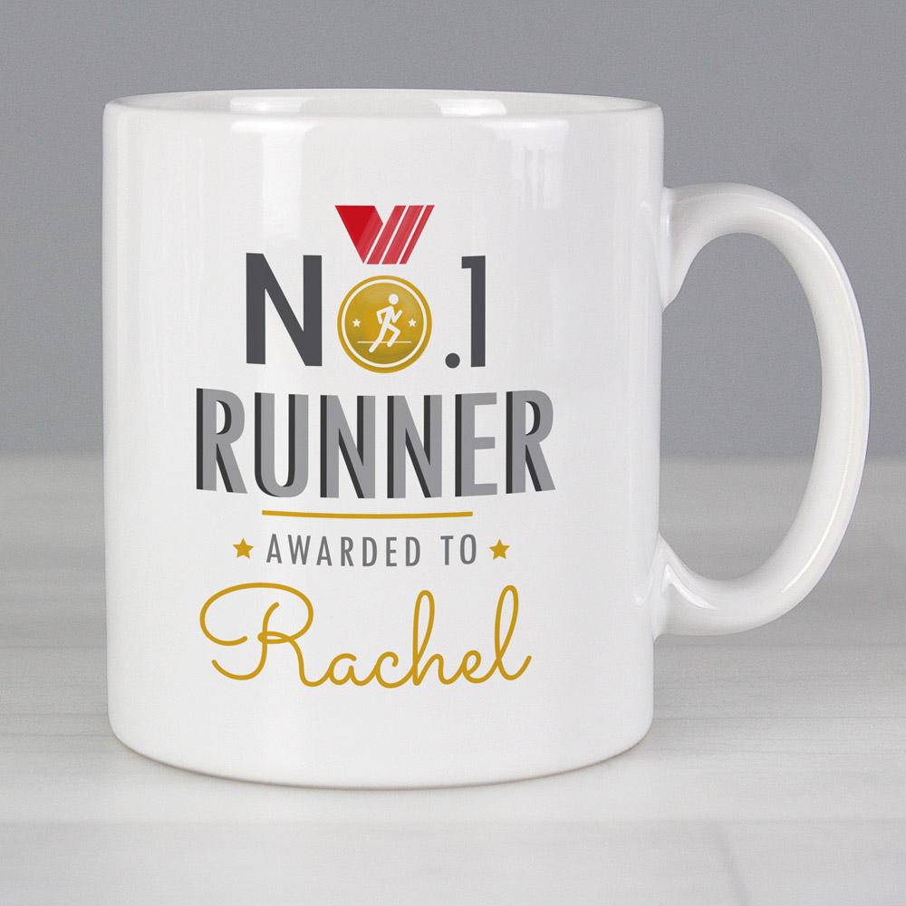 No.1 Runner Mug