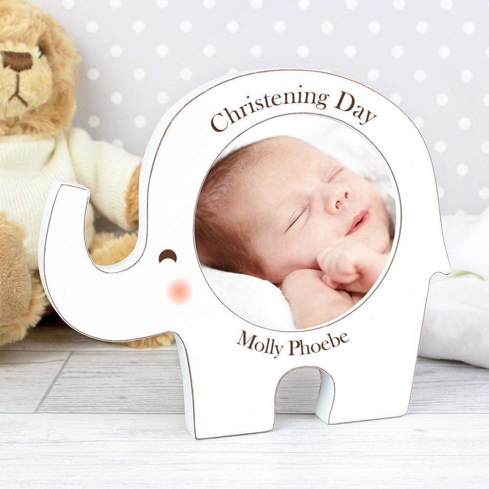 Elephant Baby Photo Frame