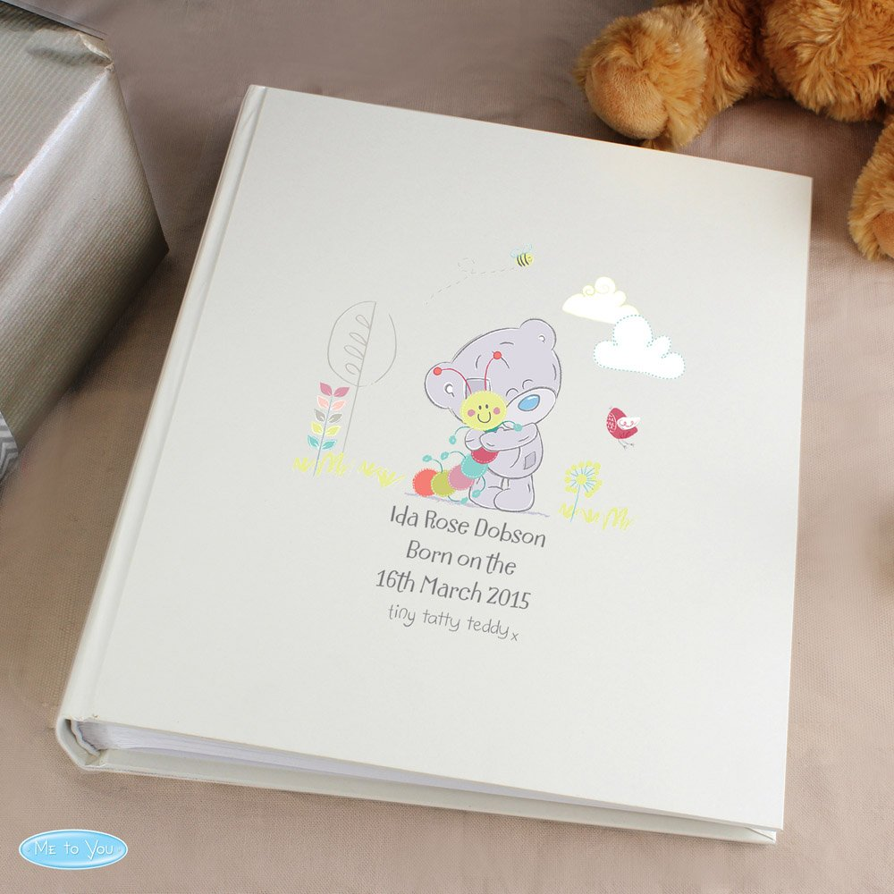 Tiny Tatty Teddy Cuddle Bug Album with Sleeves
