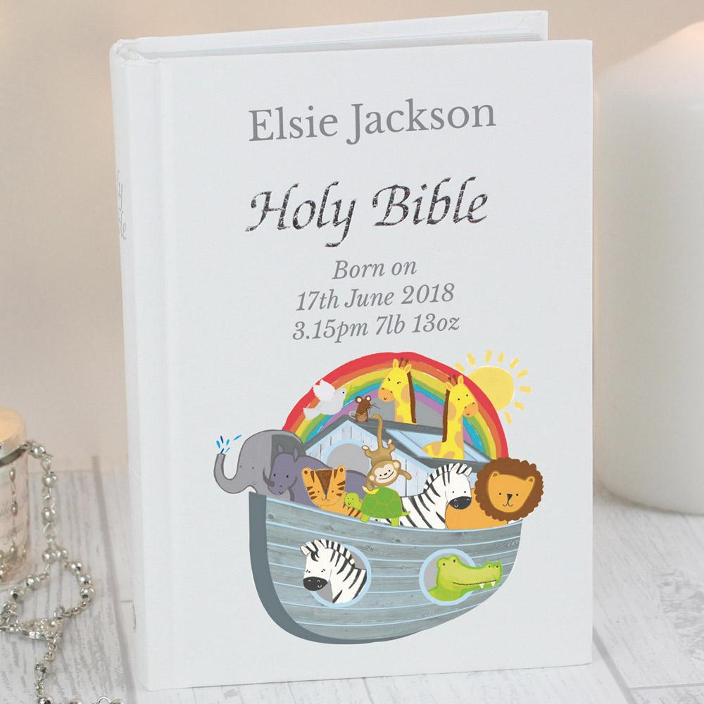 Noah's Ark Bible