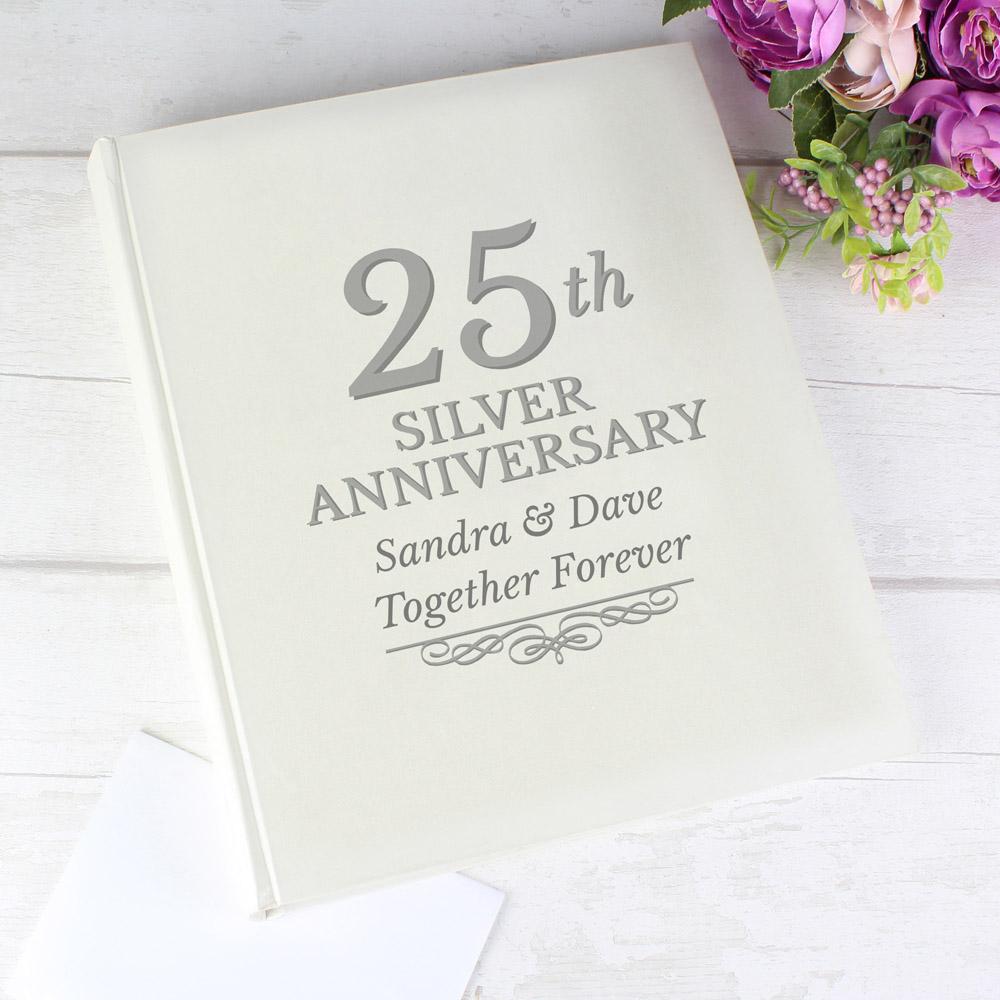 25th Silver Anniversary Traditional Album