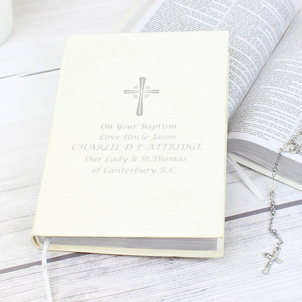 Silver Companion Holy Bible - Eco-friendly