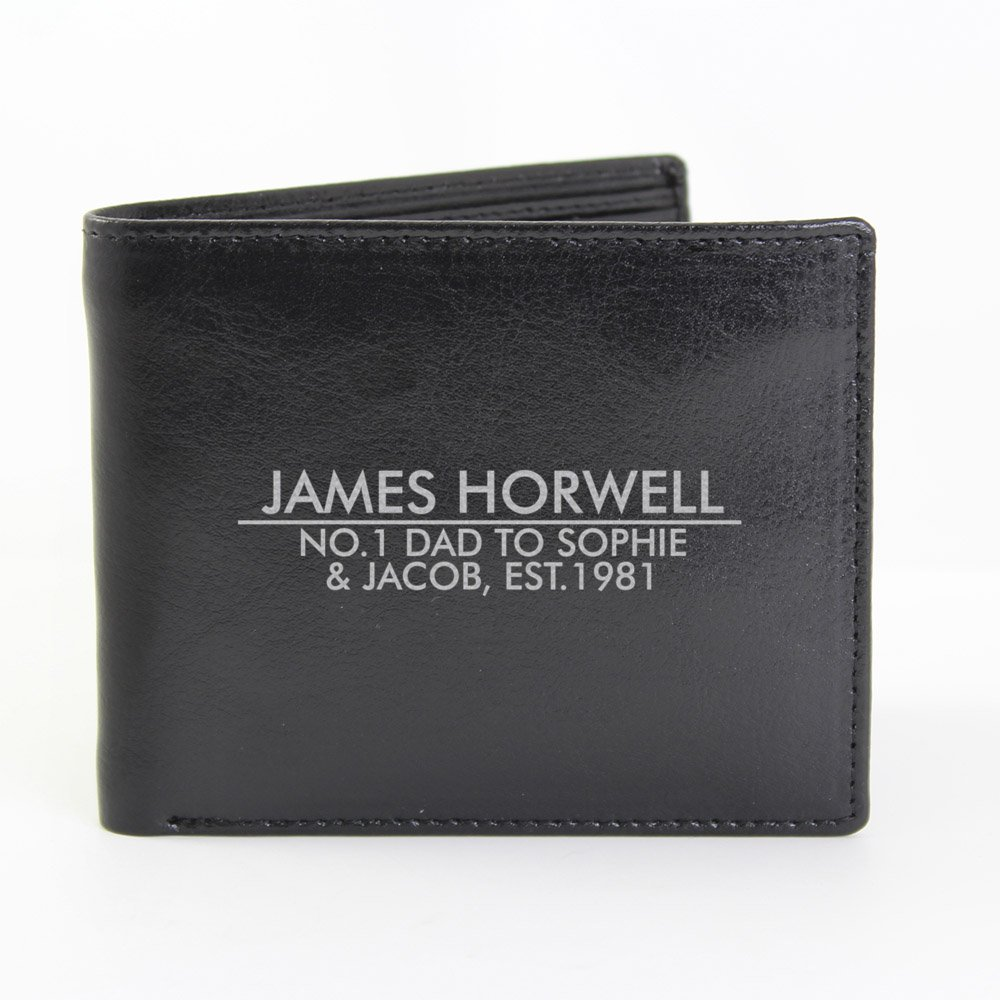 Classic Leather Wallet