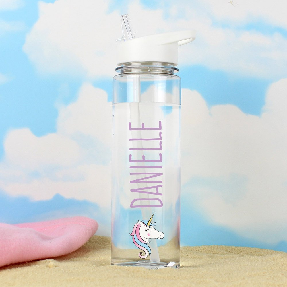 Unicorn Island Water Bottle