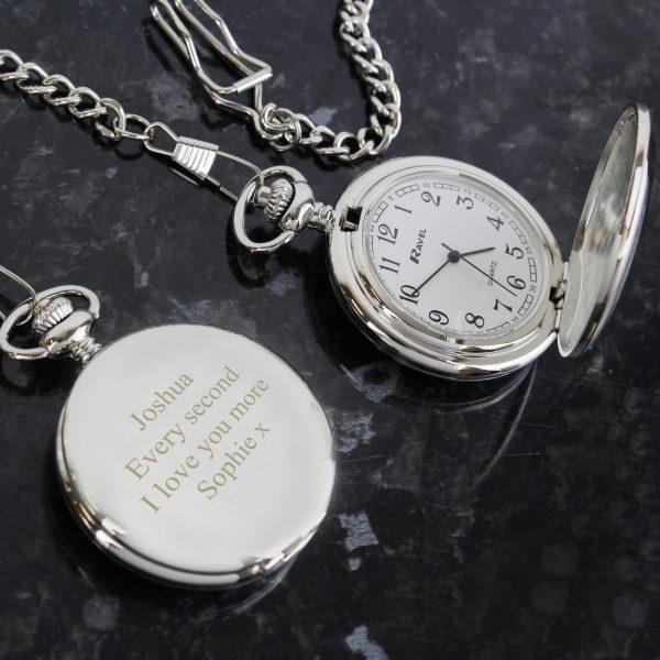 Formal Pocket Fob Watch