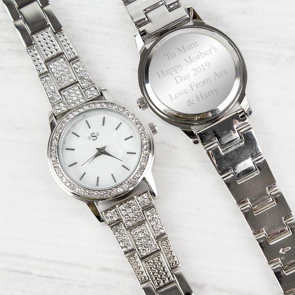 Diamante Ladies Watch