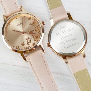 Rose Gold Ladies Watch