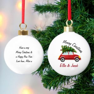 Driving Home For Christmas' Bauble