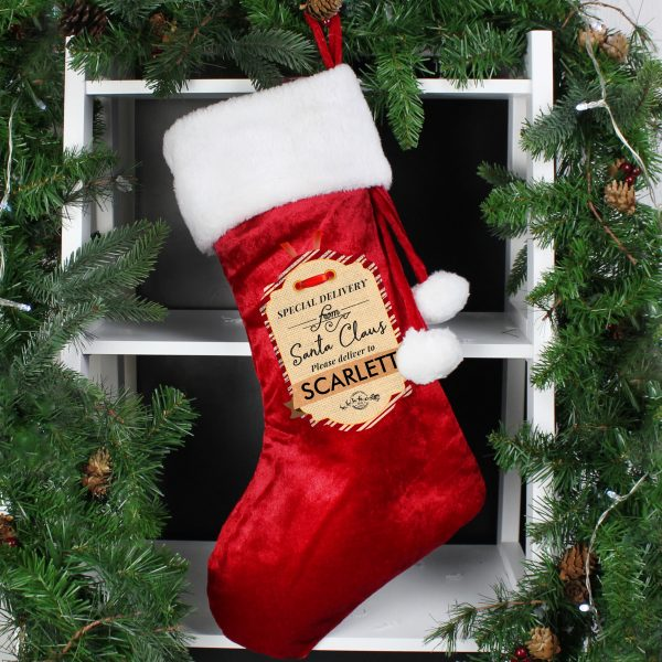 Special Delivery Luxury Stocking
