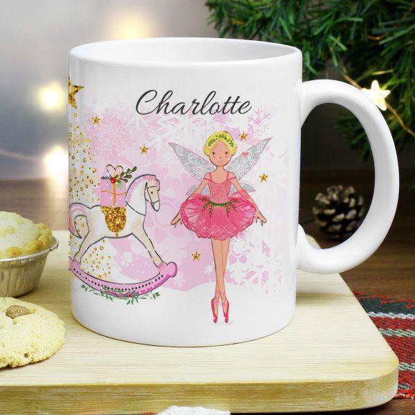 Sugar Plum Fairy Mug