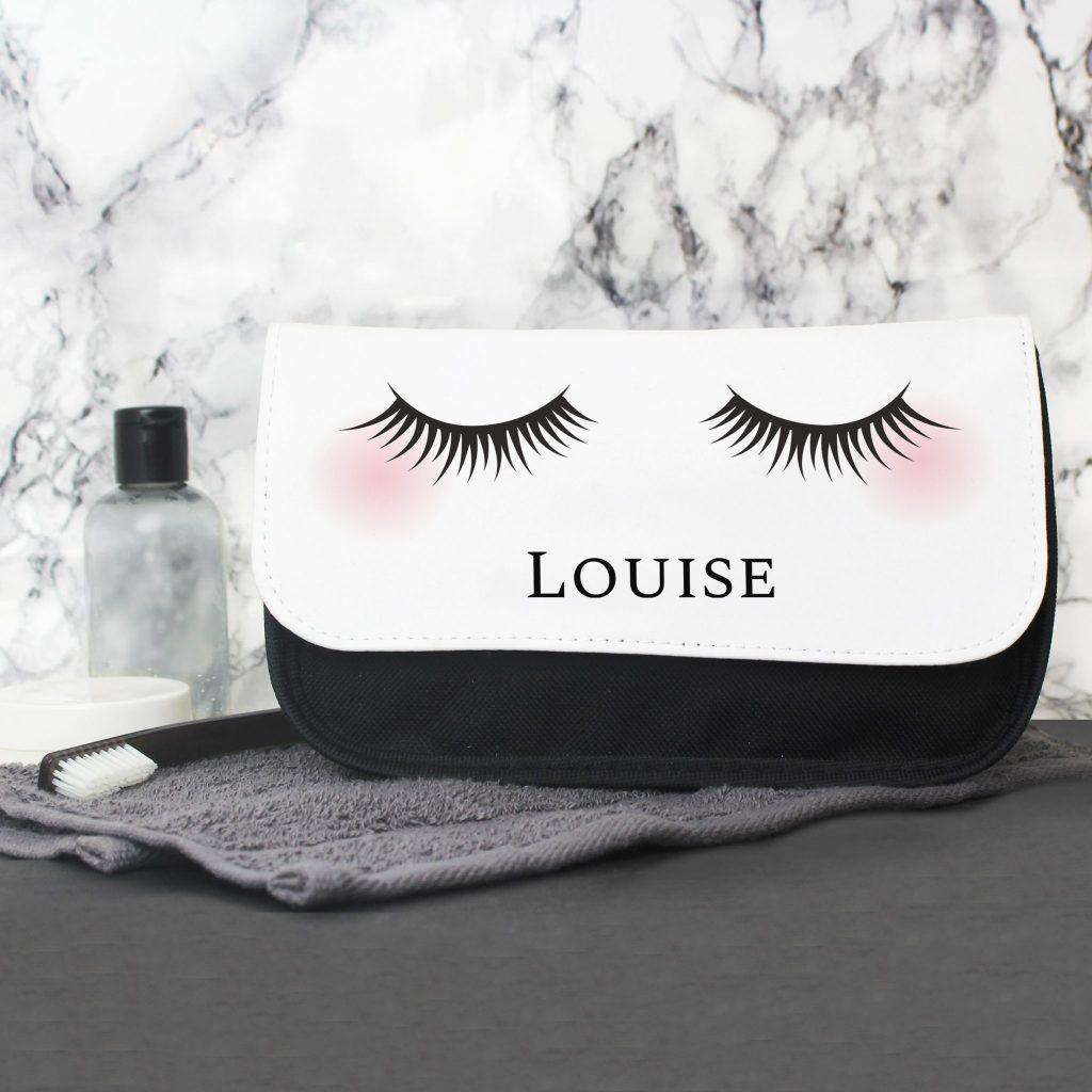 Eyelashes Make Up Bag