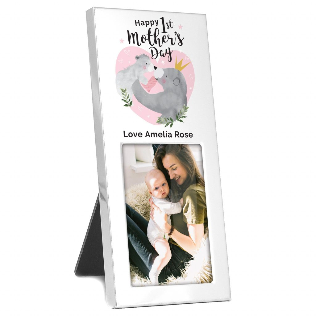 1st Mothers Day Mama Bear 3x2 Photo Frame
