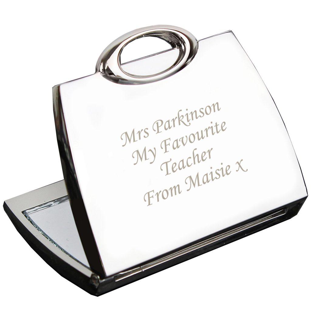 Handbag Compact Mirror