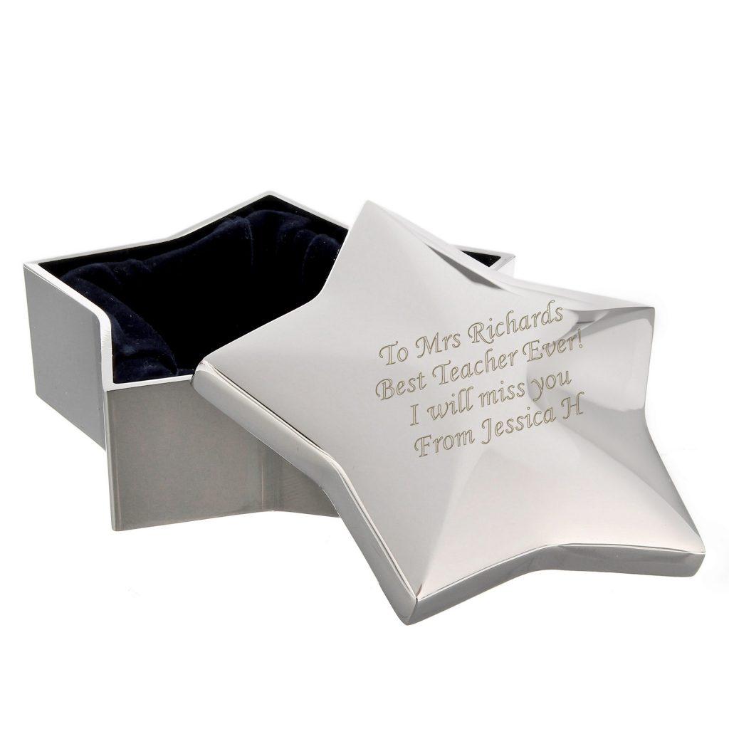 Star Trinket Box