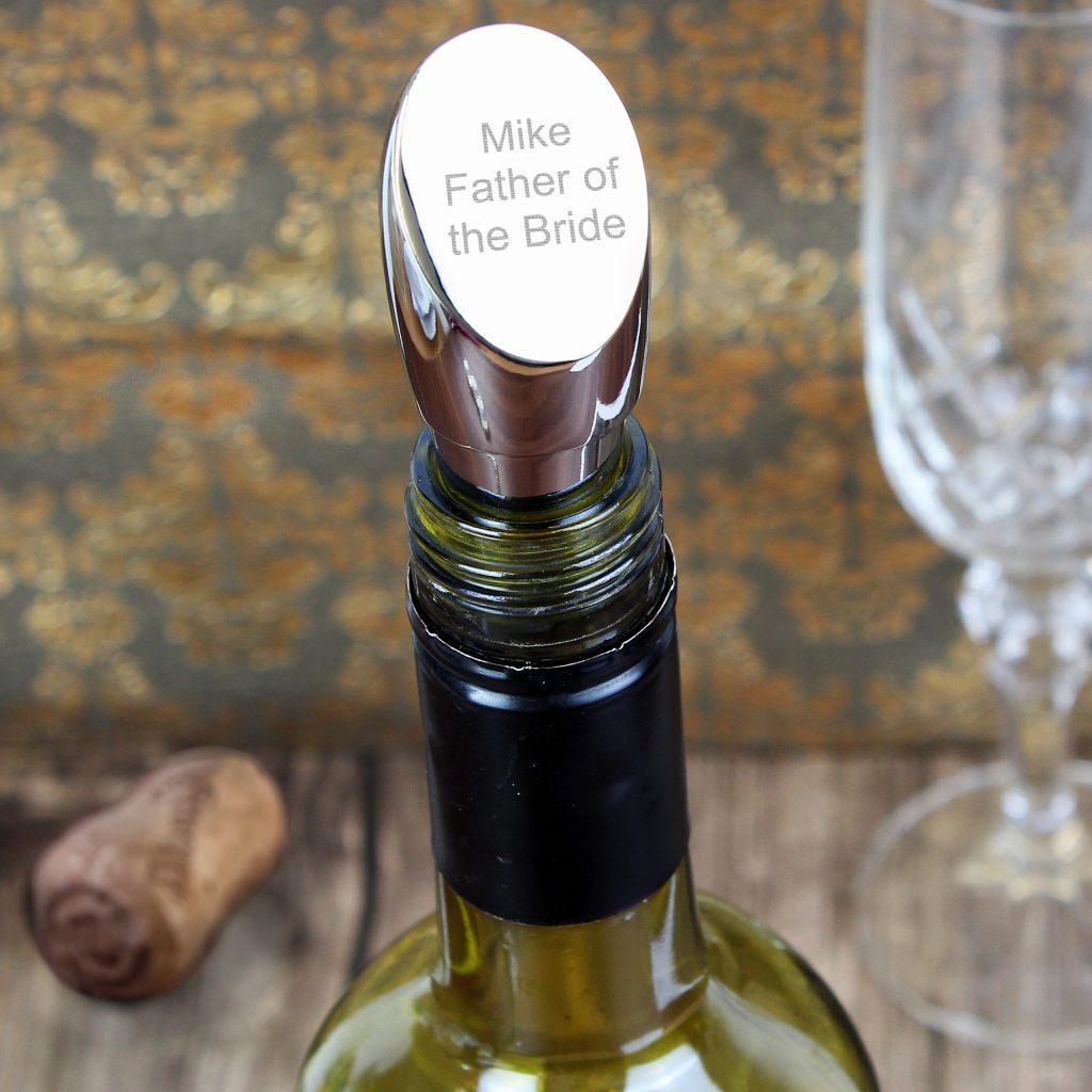 Contemporary Wine Stopper