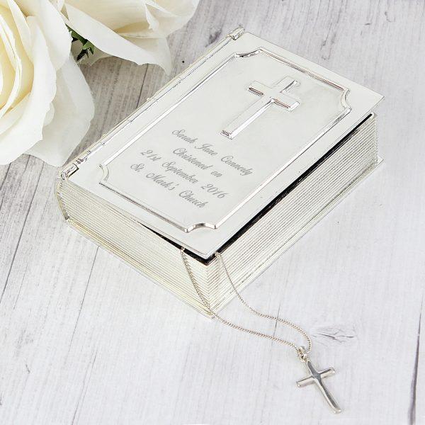 Bible Trinket Box