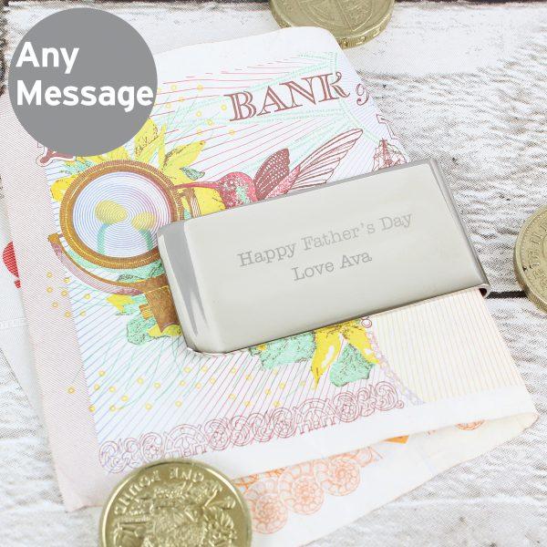 Any Message Money Clip