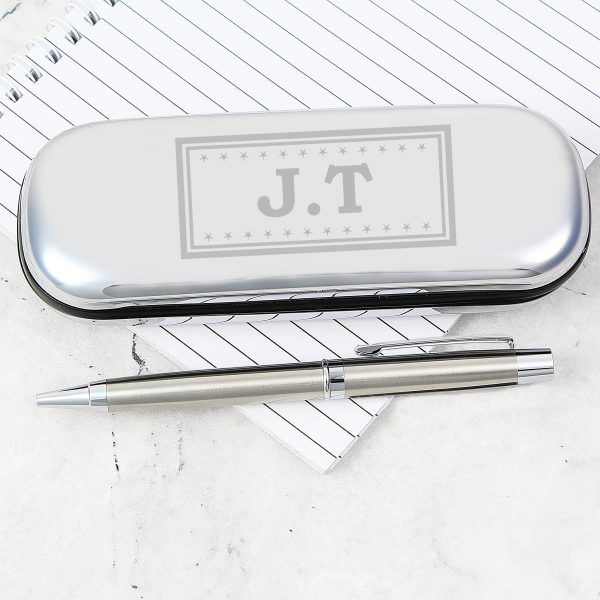 Monogram Pen and Box Set