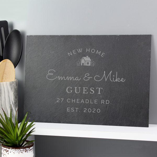 New Home Slate
