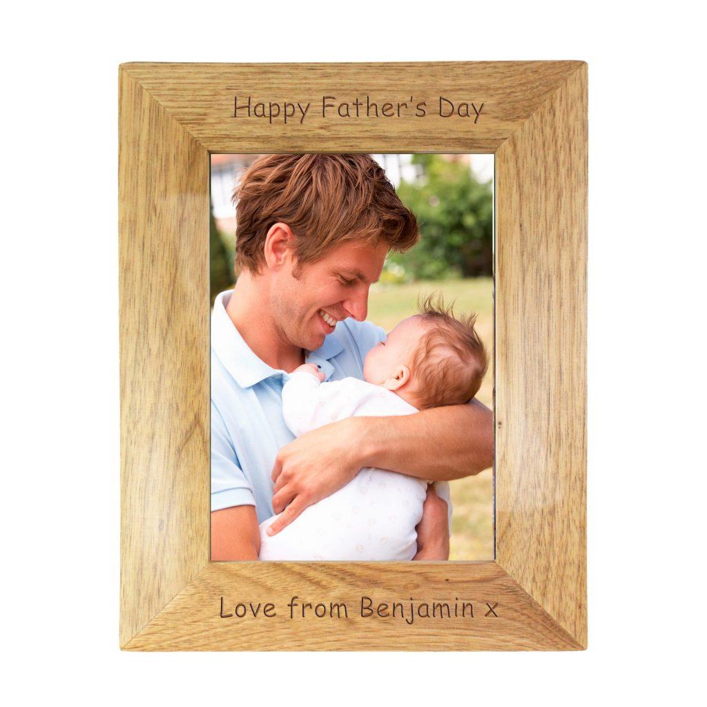 5x7 Wooden Photo Frame