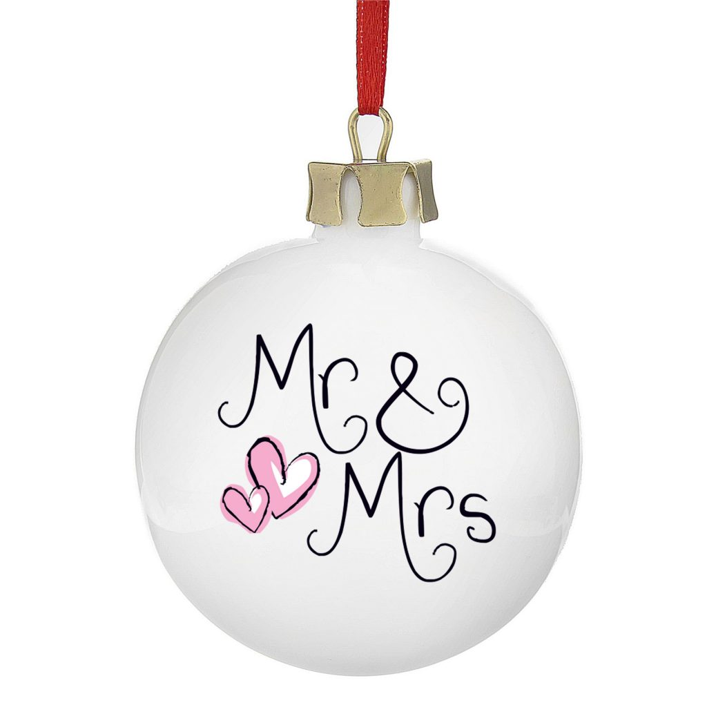 Mr & Mrs Bauble