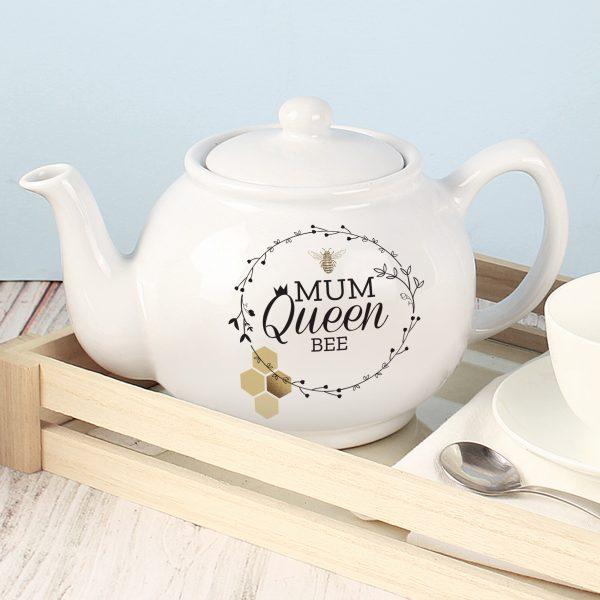 Queen Bee Teapot