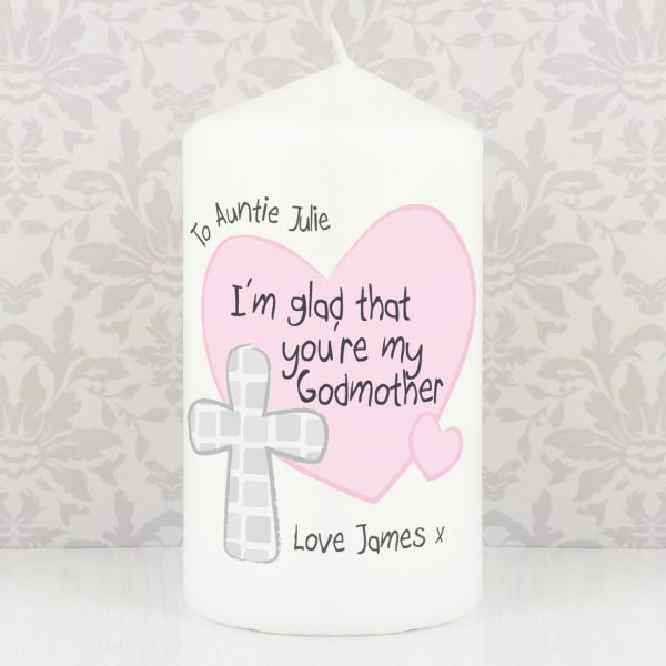 Godmother Candle