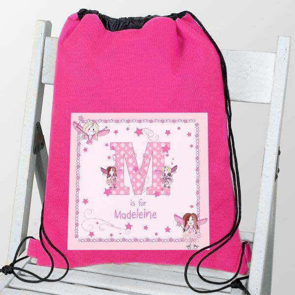 Fairy Letter Swim & Kit Bag