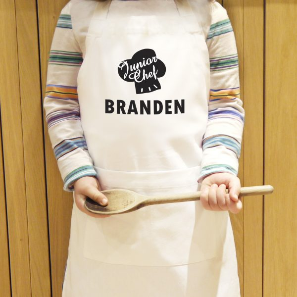 Junior Chef Kids Apron