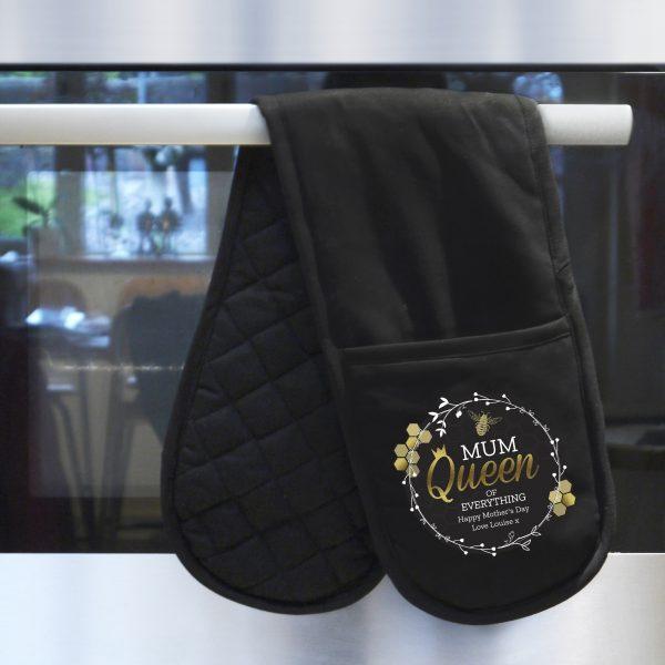 Queen Bee Oven Gloves