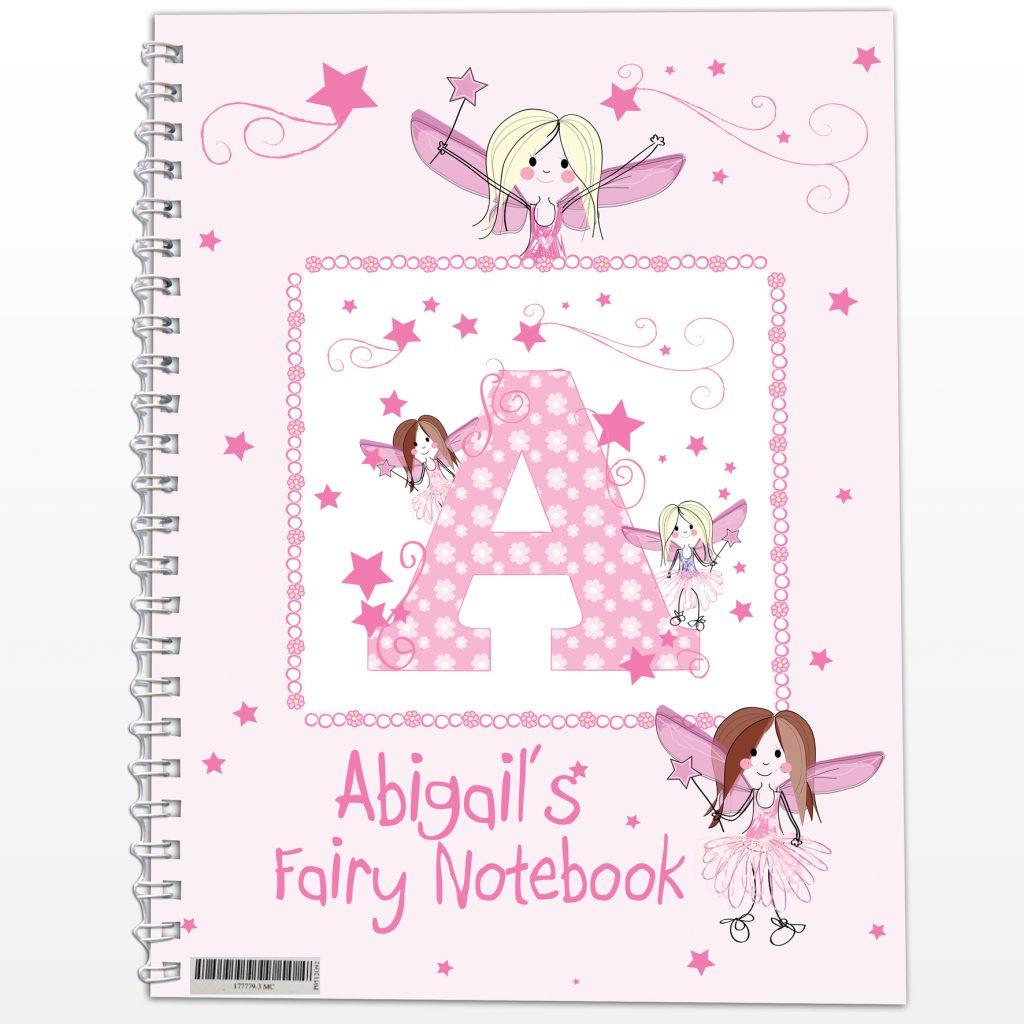 Fairy - A5 Notebook