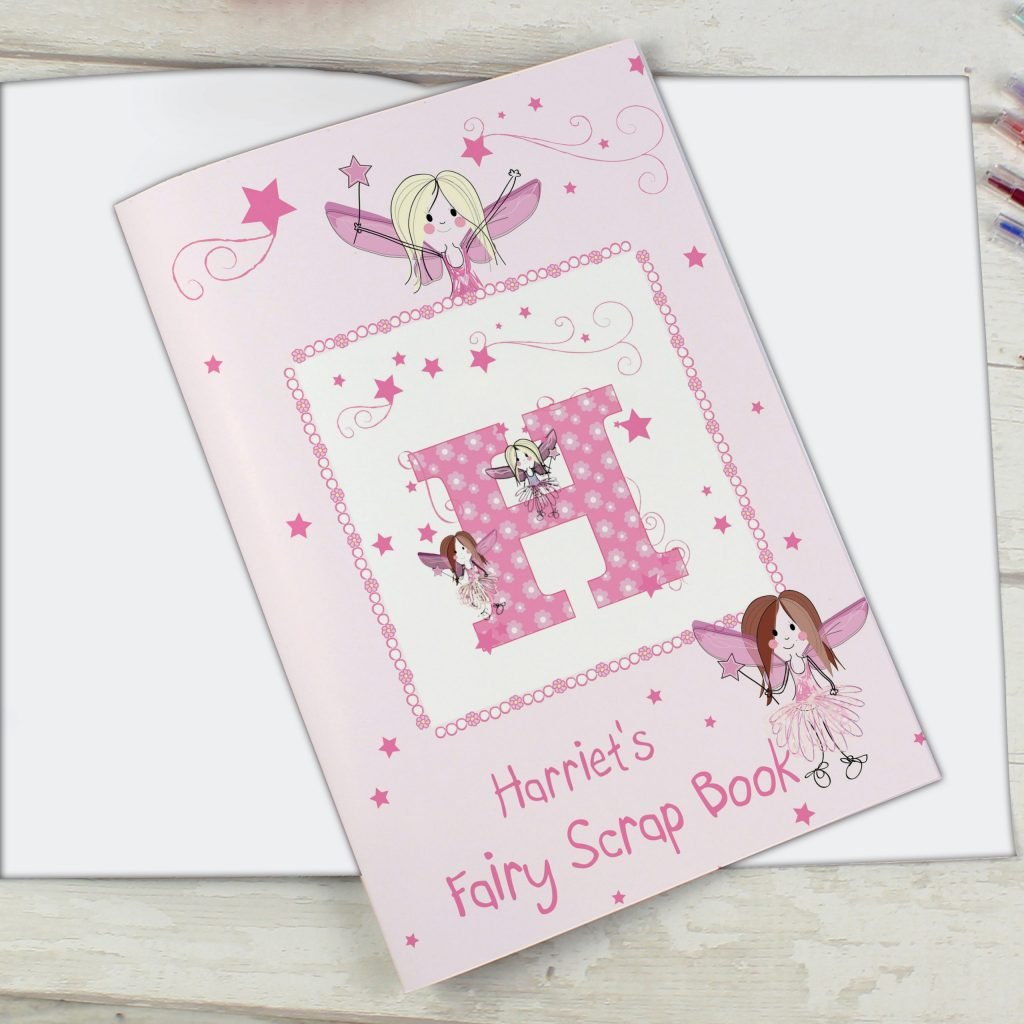 Fairy - A4 Scrapbook