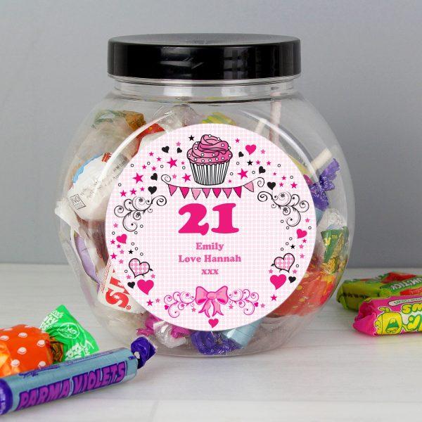 Big Age Sweet Jar