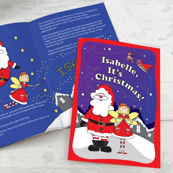 It's Christmas' Fairy Story Book