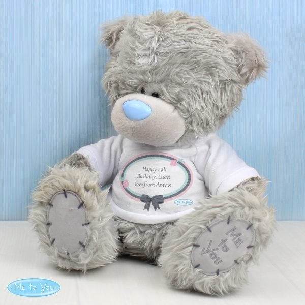 Me To You Pastel Belle Bear with T-Shirt