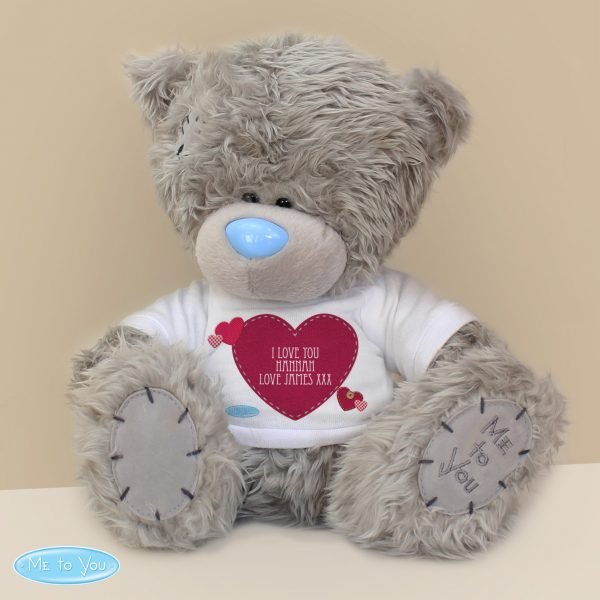 Me To You Bear with Heart T-Shirt