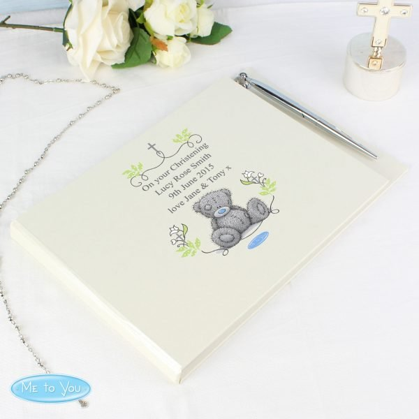 Natures Blessing Guest Book & Pen