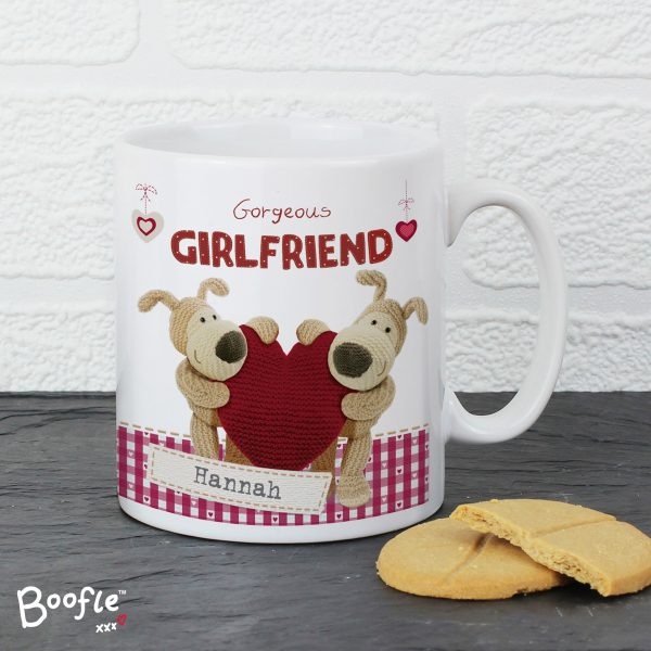 Boofle Shared Heart Mug