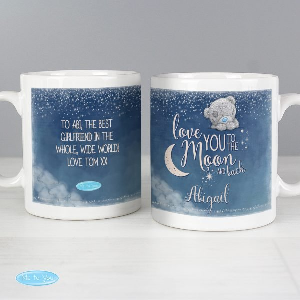 Me to You 'Love You to the Moon and Back' Mug