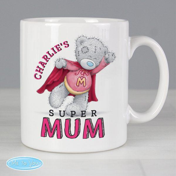 Me To You Super Mum Mug