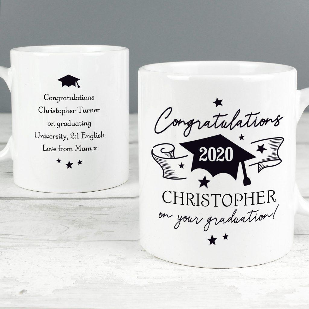 Personalised Graduation Mug