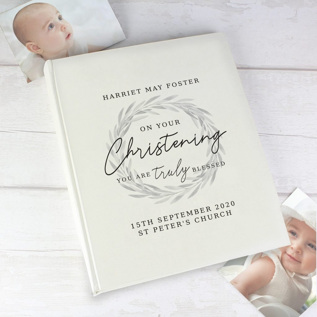 Truly Blessed' Christening Traditional Album