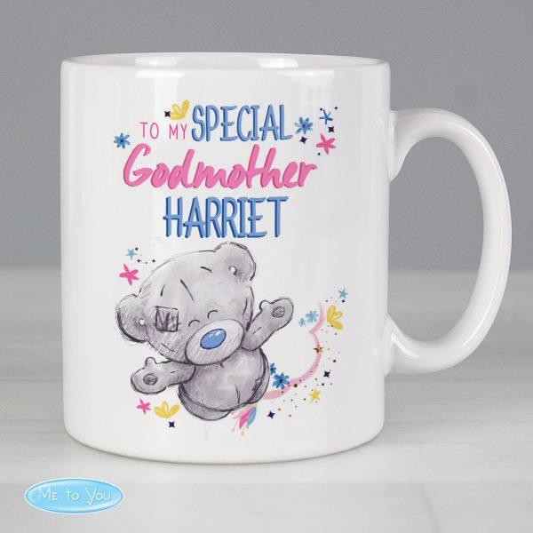 Personalised Me to You Godmother Mug